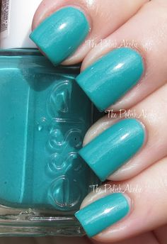 Essie Summer 2013 Collection Swatches - Naughty Nautical