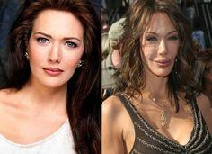 Wie kent Taylor uit The Bold And The Beautiful nog? Zo ziet ze er nu uit, wij herkennen haar niet meer terug...!