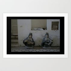 busto+Art+Print+by+Francesco+Mestria+-+%2415.60