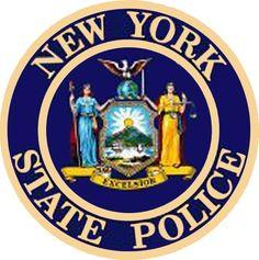 Description NY - State Police Logo pngPolice Department Logo