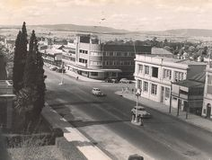 Title: View of William Street, Bathurst (NSW) Dated: No date