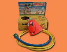 I had one of these. So much fun. Eventually discontinued because I guess some children got poked in the eye by the wiggle.