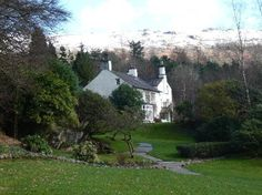 William Wordsworth's House- Rydal Mount