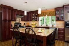 My Kitchen Will Look Like This Dark Hardwood Floors