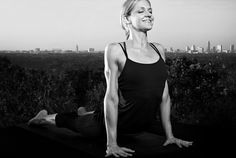 As new studies are regularly published in medical journals asserting the link between the physical practice of yoga and positive mental health yoga philosophy seeps just a bit deeper into our culture.