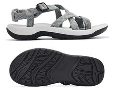 Most Comfortable Sandals For Problem Feet - 10 Best Choice Most Comfortable Sandals, Factors, Shoes, Fashion, Moda, Zapatos, Shoes Outlet, Fashion Styles, Shoe