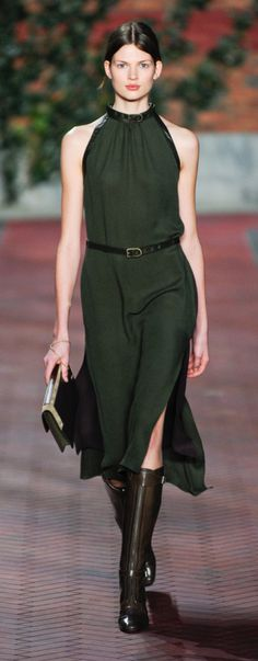 Army Green for fall 2012