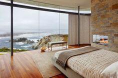Une baie vitrée peut influencer votre intérieur decodesign / Décoration