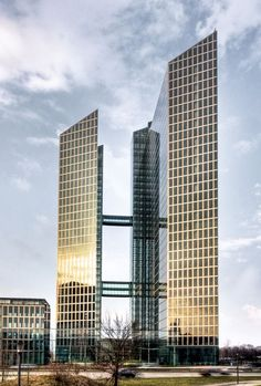 HighLight Business Towers / Munich / Germany   Architect: JAHN