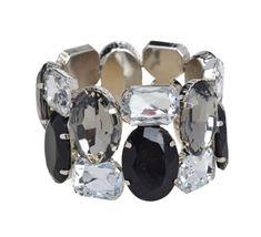 Shiny-Black-Bracelet