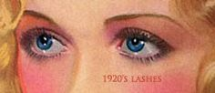 1920s-make-up---lashes
