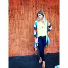 Billabong sweater, 7FAM jeans, Paperdolls tank, Nine West heels, Gorjana necklace - www.TheDarlingNiki.com