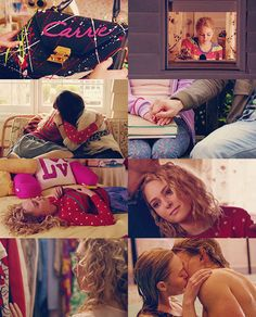 The Carrie Diaries-kinda obsessed with carries and sebastians realtionship, he is too adorable