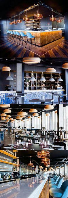 40 Best Restaurant Interior Images In 2019 Restaurant