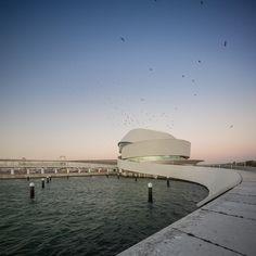 Porto Cruise Terminal,© Fernando Guerra | FG+SG