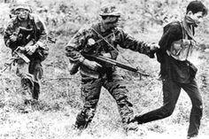 Vietnam SEALS with a capture.