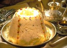 Russian Sweet Paskha Cheese for Easter   DianasDesserts.com