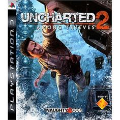Uncharted 2 : Among Thieves - PlayStation 3, Aventure/Action (PEGI 16)