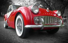 1963 Triumph TR3B Restored by Gassman Automotive - Award Winner!