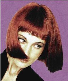 DIY Halloween Hair: DIY Halloween Hairstyles : Halloween Hair -- The Perfect Short, Red Wig