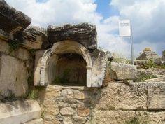 The Plutonium at Hierapolis (Pamukkale) - Turkey