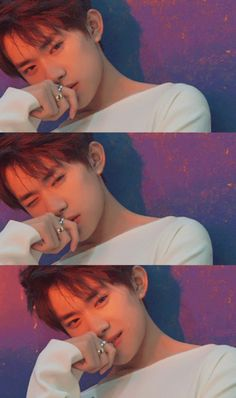 This boy is killing meee Beautiful Boys, Pretty Boys, Better Day, How To Look Better, Pretty Wallpapers Tumblr, Idol 3, Cute Love Stories, Jackson Yi, He Makes Me Happy