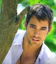 William Levy, Cuban Actor, famous for starring in Mexican telenovelas....