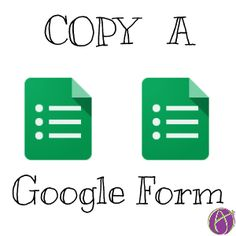 Copy a Google Form