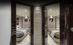 POSEIDON - BOAT INTERIOR DESIGN Achille Salvagni
