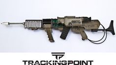 trackingpoint | TrackingPoint unveils new 'smart scope' rifle that can see through ...