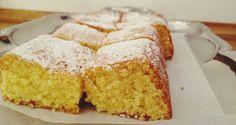 Glücksstücke: Eierlikör-Vanille-Mandel-Kuchen