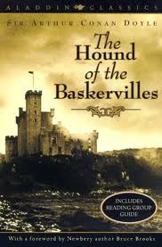 the hound of baskerville    http://www.bookchums.com/book/the-hound-of-baskervilles/5776588799890/Njk3NjA=.html
