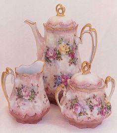 I Love This Tea set,,,,,,