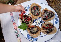 Vanilkové lievance z kvásku Acai Bowl, Breakfast, Food, Acai Berry Bowl, Morning Coffee, Essen, Meals, Yemek, Eten
