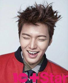 Lee Min Ho - 10+ Star Magazine October Issue '13
