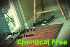 5 Simple Ways to Keep Your Home Chemical Free {Organic Aspirations}