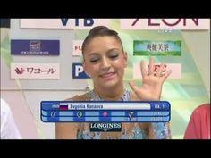 Evgenia Kanaeva - Ball (Mie RG WC 2009 Day4) - YouTube