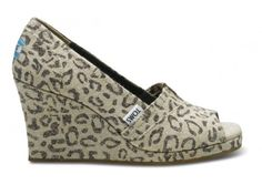 $69 from TOMS shoes plus for every pair you buy a child in need gets a free pair - can't beat that!