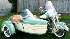 Resultado de imagen para motorcycle sidecar attachment