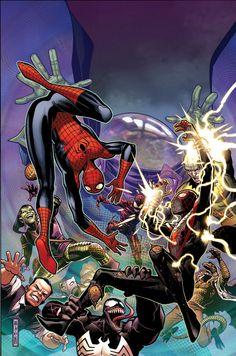 First Look: SPIDER-MEN #3 - Comic Vine