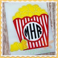 Baby Kay's Appliques - Popcorn 4x4, 5x7, 6x10, 8x8, $0.50 (http://www.babykaysappliques.com/popcorn-4x4-5x7-6x10-8x8/)