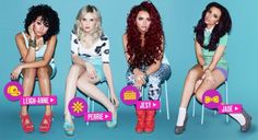 I got: Jade Thirlwall!. Which Little Mix member are you?
