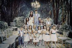 Seu desejo é uma ordem: está aí o casamento da modelo Angelica Erthal (diva do e-book de réveillon da Farm). Prepare-se! Parece um conto de fadas.