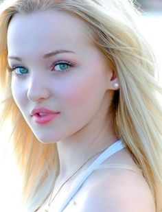 Dove Cameron - I know when people see her they see the squeaky voiced weirdo on liv & Maddie. But really she is so much cooler than that. She is the one recent Disney channel star that I actually like a lot. She is a great actress and just a great person in general. And really i have huge crush on her. Beautiful and talented and just a great person. She's perfect.
