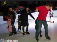 Ice Hockey Rink Synthetic Ice Rink, Ice Hockey Rink, Ice Skating, Skate, Skating