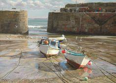 Peter Barker ARSMA | The Harbour Gallery Portscatho
