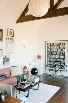 dustjacket attic: A Creative Studio Elegant! Beautiful softness...beautiful color.