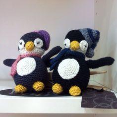 Pingüinitos / penguins