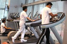 Commit to be fit and healthy! Visit us at #Vitality Wellbeing & Fitness Centre!