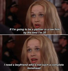Legally Blonde 3 News: Reese Witherspoon, do we hear you correctly? Elle Woods in an orange jumpsuit? We think not. Elle Woods Quotes, Into The Woods Quotes, Blonde Aesthetic, Quote Aesthetic, Iconic Movies, Good Movies, Classic Movies, Reese Witherspoon Legally Blonde, Reese Witherspoon Movies